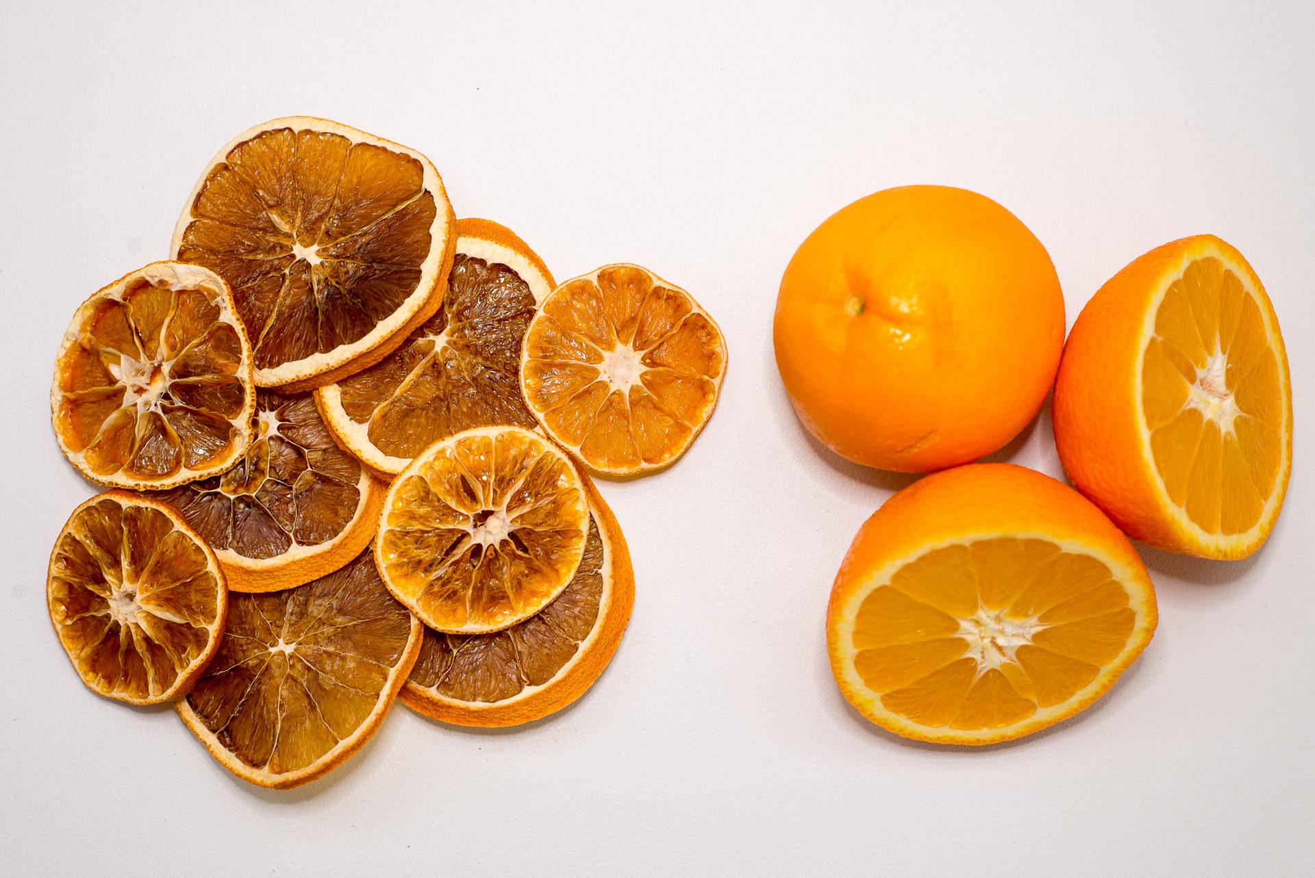 Pomeranče - náhled